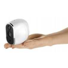 Camera supraveghere IP wireless 1,3 MP cu microfon si slot SD