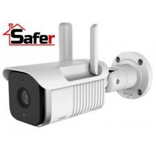 Camera wireless de exterior 1,3 MP cu microfon si slot SD