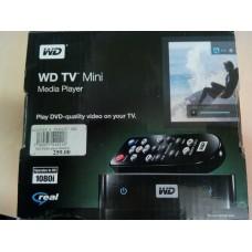 Mini-Media Player WD TV