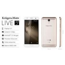 SMARTPHONE LIVE 5+ NEGRU KRUGER&MATZ