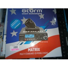 Storm Matrix 2017HL 20 statie radio CB