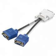 Adaptor cablu video DMS 59 la 2 x VGA