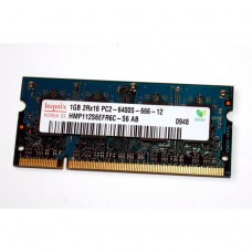 Memorie Laptop SO-DIMM DDR2-800 1GB PC2-6400S 200PIN