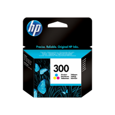 Cartus toner HP 300 Color, CC640EE 200 pagini, Original
