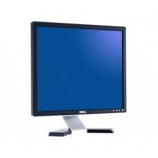 Monitor Dell E198Fp LCD, 19 Inch, 1280 x 1024, VGA, DVI, Grad A-, Fara picior