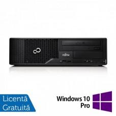 Fujitsu Esprimo E500 Desktop, Intel Core i5-2400 3.10GHz, 4GB DDR3, HDD 320GB, DVD-ROM + Windows 10 Pro