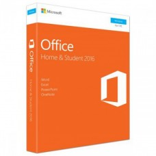 Licenta retail Microsoft Office 2016 Home and Student 32-bit/x64 32- bit/x64 English, Medialess