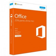 Licenta retail Microsoft Office 2016 Home and Business 32-bit/x64 Romanian Medialess