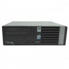 Calculator FUJITSU SIEMENS Esprimo E5925 SFF, Intel Core2 Duo E6550 2.33GHz, 2 GB DDR2, 80GB SATA, DVD-ROM