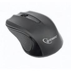 Mouse Wireless Gembird MUSW-101, USB, 1200 DPI, Negru