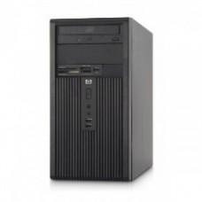 Calculator HP DX2250, MT,  AMD Athlon 64 x2 5000+, 2.60 GHz, 2 GB DDR2, 250GB SATA. DVD-RW