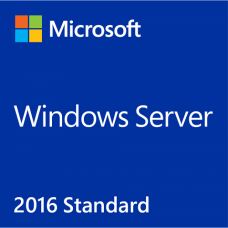 Windows Server Standard 2016 64Bit English/ OEI DVD, 16 Core