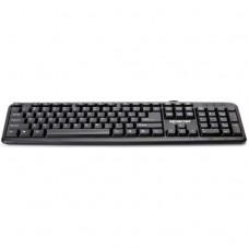 Tastatura Spacer SPKB-S62, Antistropi, USB, Negru