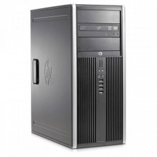 Calculator HP 8200 Elite, Tower, Intel Core i3-2120, 3.30 GHz, 4 GB DDR3, 500GB SATA, DVD-RW