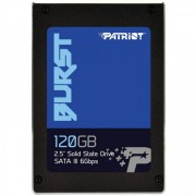 SSD Patriot Burst, 120GB, SATA-III, 2.5 inch