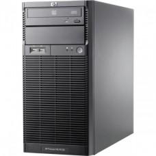 Server HP ProLiant ML110 G6 Tower, Intel Xeon Quad Core X3430 2.40GHz, 8GB DDR3, 2 x 2TB SATA, DVD-ROM, PSU 300W