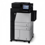 Multifunctionala HP LaserJet Enterprise Flow M830, 56 PPM,1200 x 1200 DPI, USB, A3, A4, Duplex, Cartus Nou