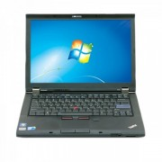 Laptop LENOVO T410, Intel Core i5-520M 2.40 GHz, 4GB DDR3, 250GB SATA, DVD-RW, 14.1 Inch