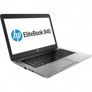Laptop HP EliteBook 840 G1, Intel Core i5-4200U 1.60GHz , 4GB DDR3, 128GB SSD, Webcam, 14 inch