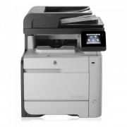 Multifunctionala HP Color LaserJet Pro MFP M476dw, Wireless,  A4, 600 x 600, Duplex, Retea, USB, 20 ppm