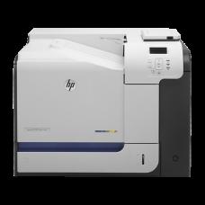 Imprimanta Noua Laser Color HP 500 M551DN, Duplex, 33 ppm, 1200 x 1200, USB, Retea