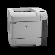 Imprimanta Laser monocrom HP LaserJet 600 M602DN, A4, 52 ppm, 8.5 sec, 1200 x 1200 Dpi, USB, Retea
