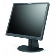 Monitor Lenovo ThinkVision L193P, LCD, 19 inch, 1280 x 1024, 20ms, VGA, DVI, Grad B