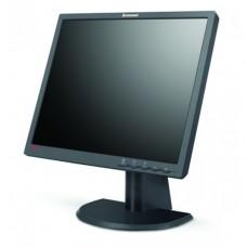 Monitor Lenovo ThinkVision L193P, LCD, 19 inch, 1280 x 1024, 20ms, VGA, DVI, Fara picior, Grad A-