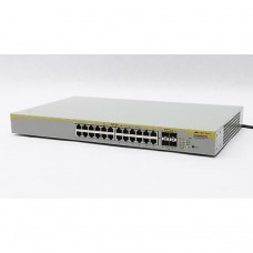 Switch Allied Telesis AT-8326GB, 24 porturi Fast Ethernet