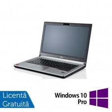 Laptop Refurbished FUJITSU SIEMENS Lifebook E743, Intel Core i7-3632QM 2.20GHz, 8GB DDR3, 320GB SATA, 14 Inch + Windows 10 Pro