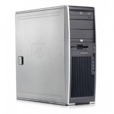 Workstation HP XW6200, 2 X XEON 3.2 Ghz, 2Gb DDR2 ECC, 36GB, DVD-ROM, NVIDIA QUADRO NVS 440