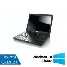 Laptop Refurbished DELL E6410, Intel Core i5-560M, 2.66GHz, 4GB DDR3, 160GB SATA, DVD-RW, 14 Inch + Windows 10 Home