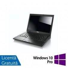 Laptop Refurbished DELL E6410, Intel Core i5-560M, 2.66 GHz, 4GB DDR3, 160GB SATA, DVD-RW, 14 Inch + Windows 10 Pro