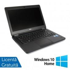 Laptop Refurbished DELL Latitude E5450, Intel Core i5-5300U 2.30GHz, 8GB DDR3, 120GB SSD, 14 Inch + Windows 10 Home