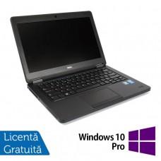 Laptop Refurbished DELL Latitude E5450, Intel Core i5-5300U 2.30GHz, 8GB DDR3, 120GB SSD, 14 Inch + Windows 10 Pro