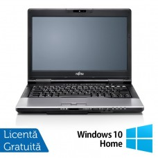 Laptop Refurbished FUJITSU SIEMENS S752, Intel Core i3-3110M 2.40GHz, 4GB DDR3, 320GB SATA, DVD-RW + Windows 10 Home