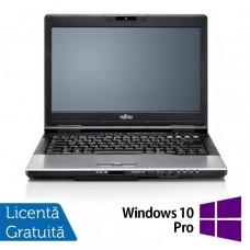Laptop Refurbished FUJITSU SIEMENS S752, Intel Core i3-3110M 2.40GHz, 4GB DDR3, 320GB SATA, DVD-RW + Windows 10 Pro
