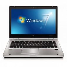 Laptop HP EliteBook 8460p, Intel Core i5-2520M 2.5Ghz, 4GB DDR3. 160GB SATA, DVD-RW