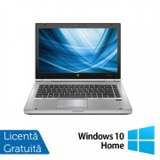 Laptop Refurbished HP EliteBook 8460p, Intel Core i5-2520M 2.5GHz, 8GB DDR3. 120GB SSD, DVD-RW + Windows 10 Home