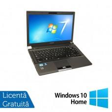 Laptop Refurbished Toshiba Tecra R840-10Z, Intel Core i5-2520M 2.50GHz, 4GB DDR3, 320GB SATA, DVD-RW, 14 Inch + Windows 10 Home