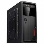 Sistem PC Digital PinkLight, Intel Core i5-2400 3.10 GHz, 4GB DDR3, HDD 500GB, DVD-RW, ATX 500W + CADOU: Tastatura + Mouse