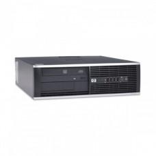 Calculator HP Compaq 6000 Pro, SFF, Intel Pentium Dual Core E5700, 3.00 GHz, 2GB DDR3, 160GB SATA, DVD-ROM