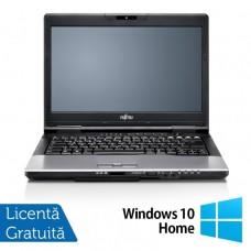 Laptop Refurbished FUJITSU SIEMENS Lifebook S752, Intel Core i5-3220M 2.60GHz, 4GB DDR3, 250GB SATA, 14 Inch, DVD-RW + Windows 10 Home
