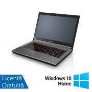 Laptop Refurbished Fujitsu Lifebook E744, Intel Core i5-4210M 2.60GHz, 8GB DDR3, 120GB SSD, 14 Inch + Windows 10 Home