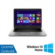 Laptop Refurbished HP Elitebook 820 G2, Intel Core i5-5200U 2.20GHz, 8GB DDR3, 120GB SSD, 12 Inch + Windows 10 Home