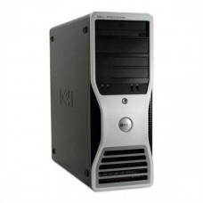 Workstation DELL Precision T5400, Intel Xeon Quad Core X5450 3.00GHz, 8GB DDR2, 250GB SATA, DVD-ROM