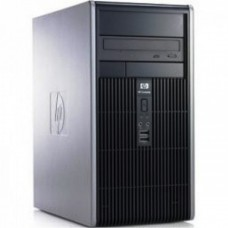 Calculator HP DC5750 MT, AMD Athlon 64 3500+, 2.20GHz, 2GB DDR2, 80GB SATA, DVD-ROM