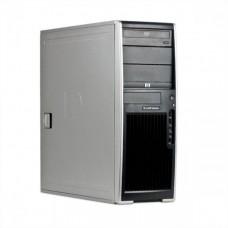 Calculator HP XW4100, Pentium 4 3.0GHz, 2GB DDR, 80GB HDD, DVD-ROM, Nvidia Quadro
