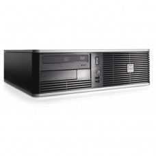 Calculator HP DC5700 Desktop, Intel Pentium 4 3.00 GHz, 2GB DDR2, 80GB SATA, DVD-ROM