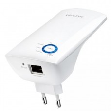RANGE EXTENDER TP-LINK wireless 300Mbps, 1 port 10/100Mbps, 2 antene interne, 2.4GHz